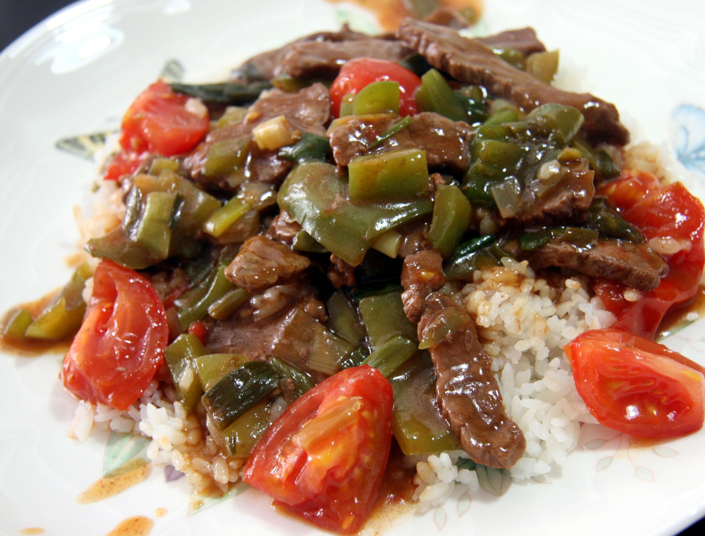 Pepper Steak: A Recipe | Cpeezers at Home