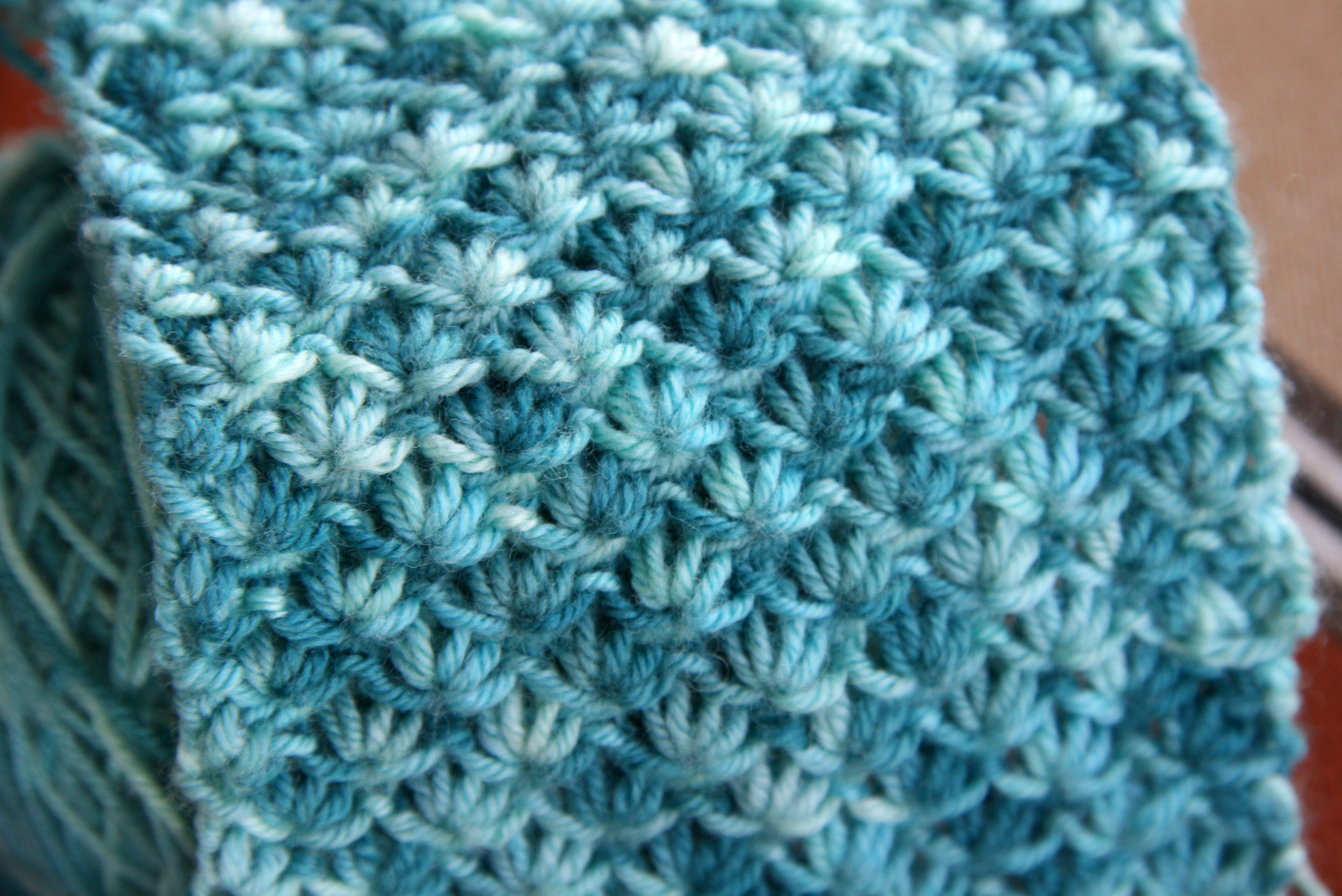 Crochet Knit Stitch Scarf : also made Davey a bunny this week . I saw a cute free pattern from ...