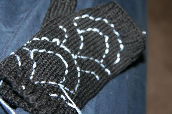running-stitch