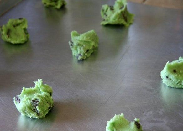 green-cookies