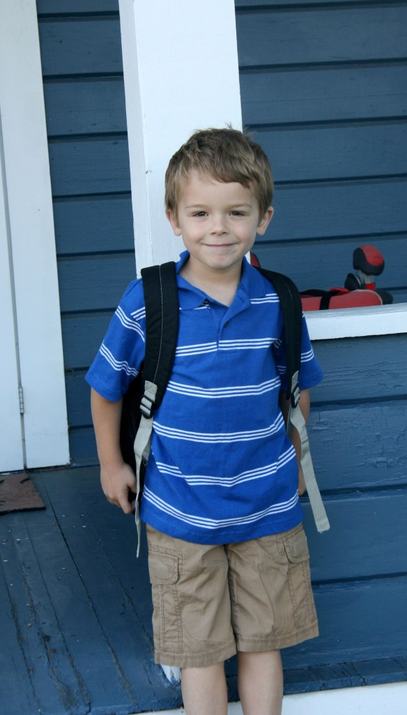 davey-first-day-kindergarte