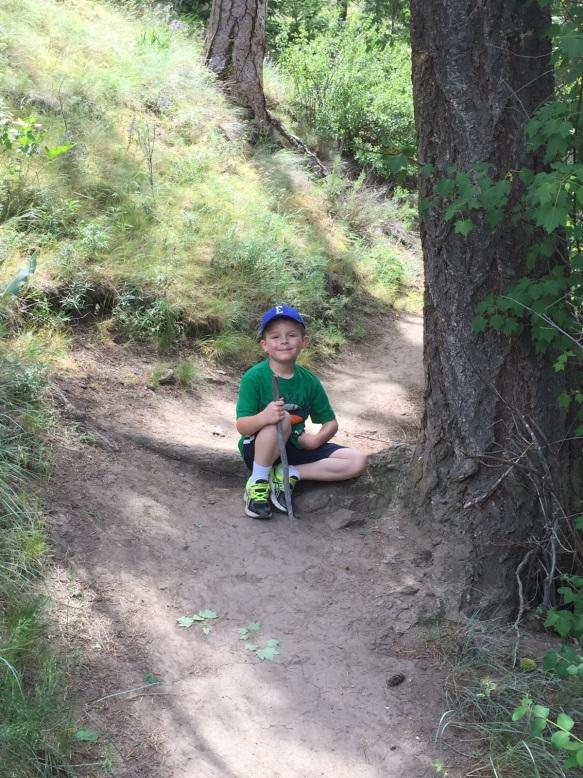 davey hike